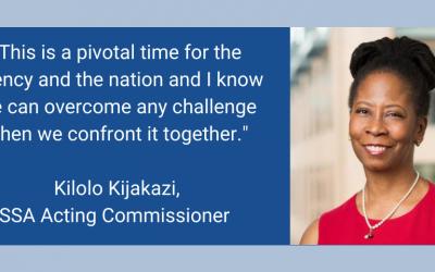 Social Security update: Biden names Kilolo Kijakazi as acting commissioner