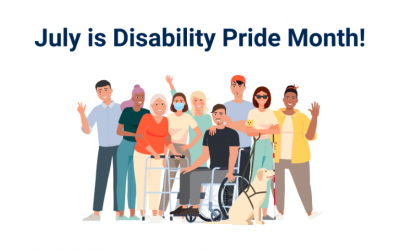Disability Pride Month: Conquering obstacles & celebrating diversity